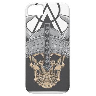 Capa Para iPhone 5 Crânio de Viking