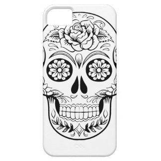 Capa Para iPhone 5 Crânio do açúcar