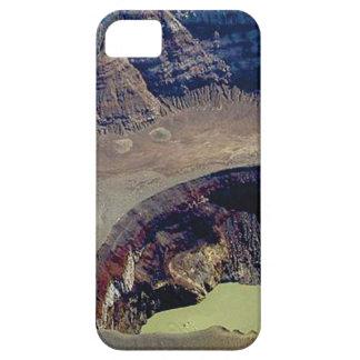 Capa Para iPhone 5 cratera vulcânica profunda