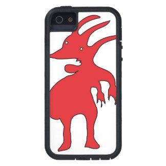 Capa Para iPhone 5 Criatura grotesco isolada