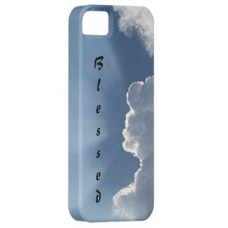 Capa Para iPhone 5 Cristão abençoado do céu eu telefono ao caso 5