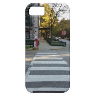 Capa Para iPhone 5 Cruzamento de zebra da rua de Chicago