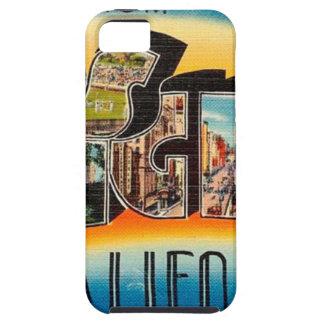 Capa Para iPhone 5 Cumprimentos de Los Angeles