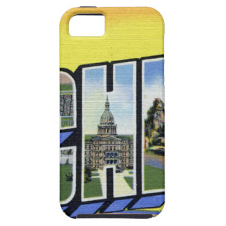 Capa Para iPhone 5 Cumprimentos de Michigan