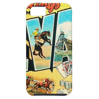 Capa Para iPhone 5 Cumprimentos de Nevada