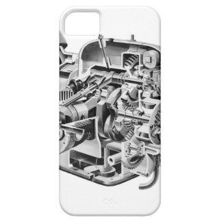 Capa Para iPhone 5 Cutaway do Airhead