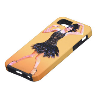 Capa Para iPhone 5 Dança do Flapper