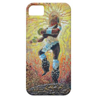 Capa Para iPhone 5 Dançarino no fogo - México de surpresa Phonecase