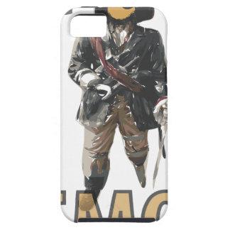 """Capa Para iPhone 5 De """"limão do pé Peg"""" do pirata"""