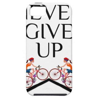 Capa Para iPhone 5 Dê nunca nunca mantêm-se acima ir