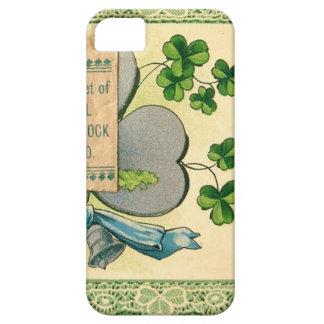 Capa Para iPhone 5 Desenhar irlandês do vintage original do Dia de