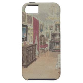 Capa Para iPhone 5 Desenho de um Interior Armário du Salão de beleza
