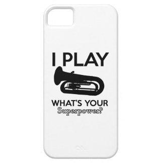 Capa Para iPhone 5 design da tuba