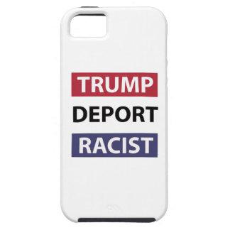 Capa Para iPhone 5 Design de Donald Trump