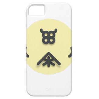 Capa Para iPhone 5 Design de vista asiático