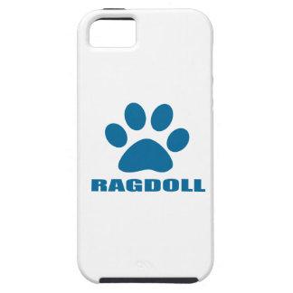 CAPA PARA iPhone 5 DESIGN DO CAT DE RAGDOLL