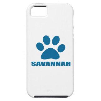 CAPA PARA iPhone 5 DESIGN DO CAT DO SAVANA