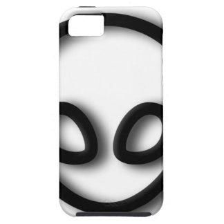 Capa Para iPhone 5 Design estrangeiro das cinzas