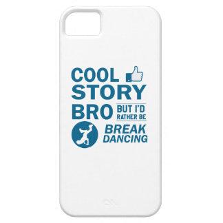 Capa Para iPhone 5 Design legal da dança de ruptura