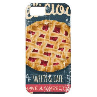 Capa Para iPhone 5 Dia da torta da cereja - dia da apreciação