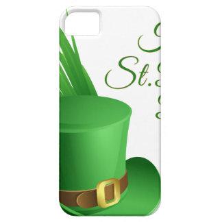 Capa Para iPhone 5 Dia de São Patrício feliz, santo irlandês do