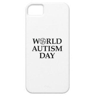 Capa Para iPhone 5 Dia do autismo do mundo