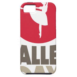 Capa Para iPhone 5 Dia do balé - dia da apreciação