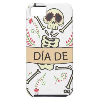 Capa Para iPhone 5 Diâmetro DE Festival do morto