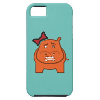 Capa Para iPhone 5 Dianne Expressively brincalhão