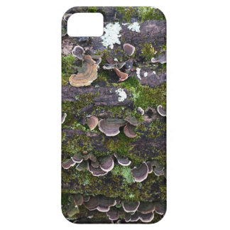 Capa Para iPhone 5 divertimento mossy do cogumelo