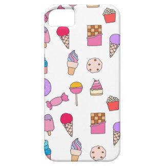 Capa Para iPhone 5 Doces, doces e bolo