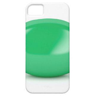 Capa Para iPhone 5 Doces duros envolvidos verde