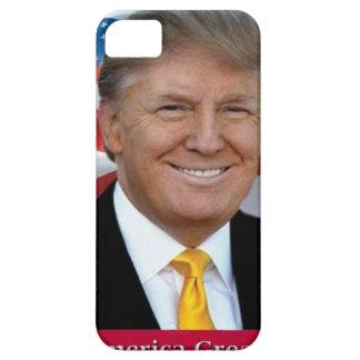 Capa Para iPhone 5 Donald Trump faz o excelente de América outra vez