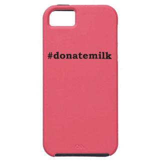 Capa Para iPhone 5 #donatemilk