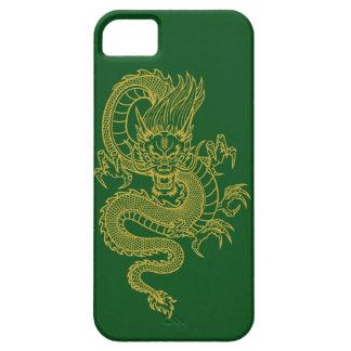 Capa Para iPhone 5 Dragão chinês