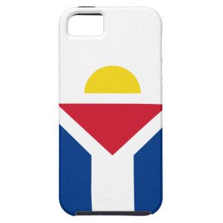 Capa Para iPhone 5 Drapeau de St Martin - bandeira de St Martin
