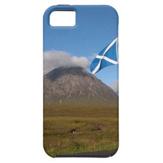 Capa Para iPhone 5 duas bandeiras de Scotland
