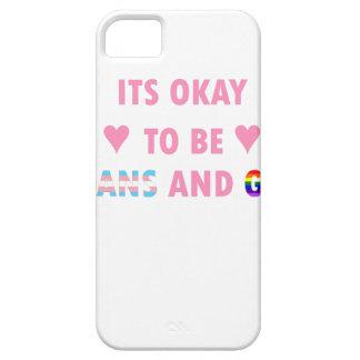 Capa Para iPhone 5 É aprovado ser o transporte e o gay (v1)