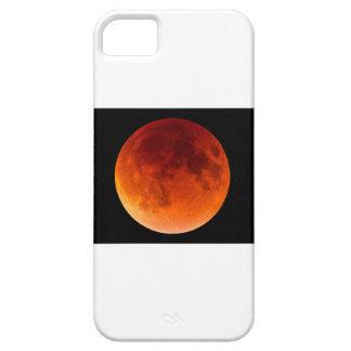 Capa Para iPhone 5 Eclipse da lua do sangue