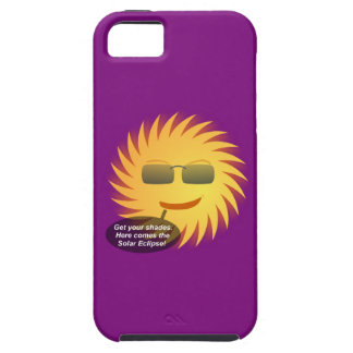Capa Para iPhone 5 Eclipse solar