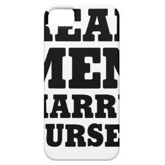 Capa Para iPhone 5 Enfermeiras reais do casado dos homens
