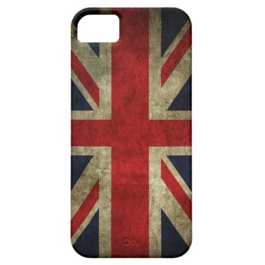 Capa Para iPhone 5 England Vintage marries