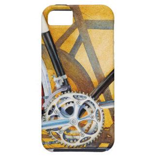 Capa Para iPhone 5 Engrenagens da bicicleta