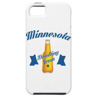 Capa Para iPhone 5 Equipe do bebendo de Minnesota