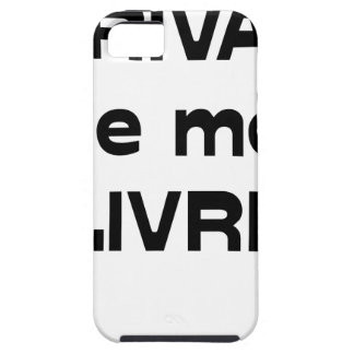 Capa Para iPhone 5 ESCRITOR, ENTREGO-ME - Jogos de Palavras