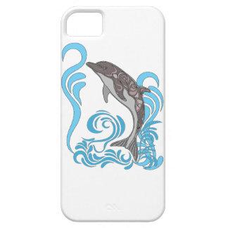 Capa Para iPhone 5 Espirro do golfinho