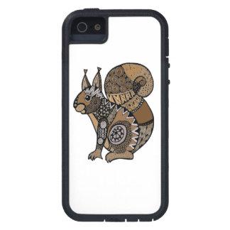 Capa Para iPhone 5 Esquilo
