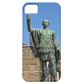 Capa Para iPhone 5 Estátua de Trajan em Roma, Italia