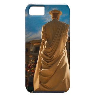 Capa Para iPhone 5 Estátua viva