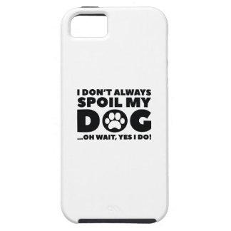 Capa Para iPhone 5 Estrague meu cão